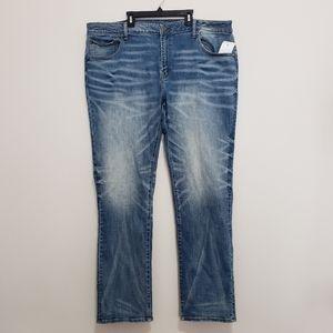 American Eagle slim straight stretchy jeans nwt